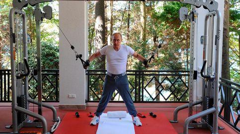 Putin y la nueva erótica del poder: el chándal 'manda' en los armarios políticos