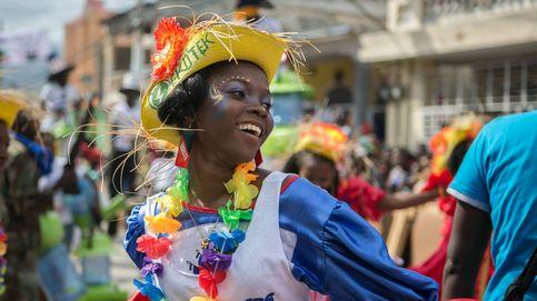 Haití celebra su carnaval