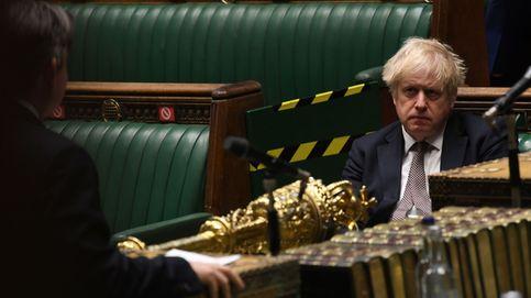Johnson designa un nuevo jefe de gabinete tras la renovación en Downing Street