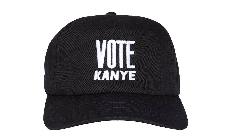 Gorra by Kanye West.