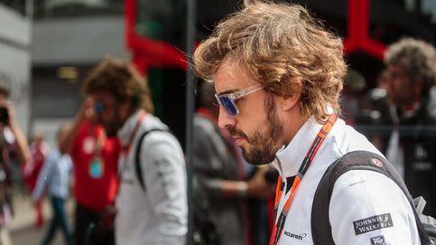 Da igual el remedio o la enfermedad: Alonso, sin sanción y con motor antiguo