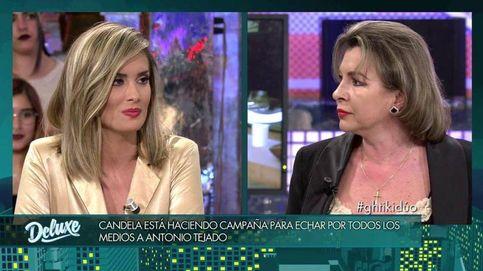 La madre de Tejado destroza a Candela con un secreto sobre su contrato en 'GH'