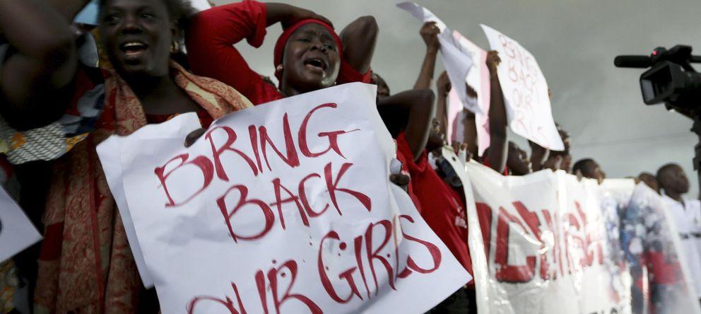 Los radicales islamistas de Boko Haram venderán a las 200 niñas secuestradas