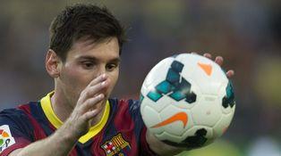 Messi cree que es el número uno del mundo, pero el Barcelona le paga como el cuarto