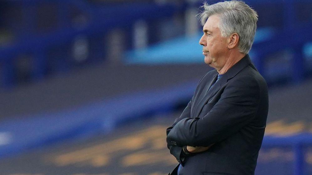 Foto: El exentrenador del Real Madrid Carlo Ancelotti. (Reuters)