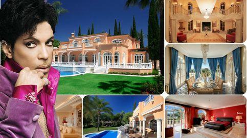 Atención mitómanos: el palacio de Prince en Marbella está a la venta