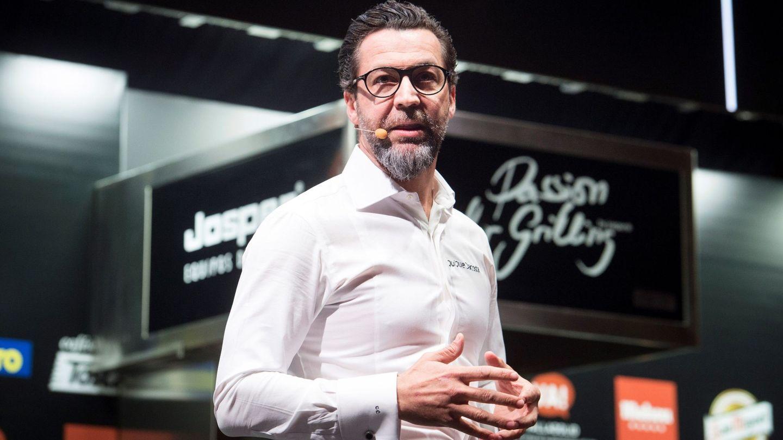 El chef Quique Dacosta. (EFE)