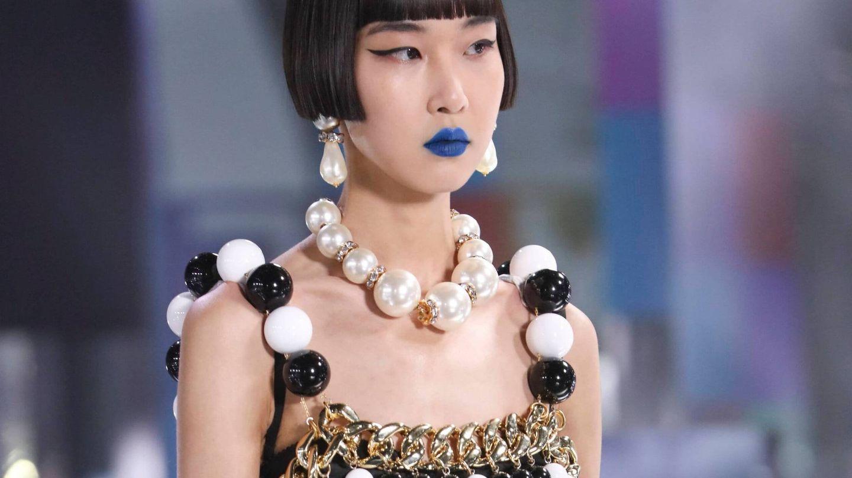 Pasarela de Dolce Gabbana F/W 2021. (Cortesía)