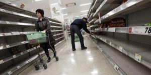 Europa aconseja controles de radiactividad a los alimentos importados de Japón