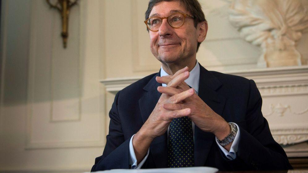 Foto: José ignacio Goirigolzarri, presidente de Bankia, durante un evento celebrado en Santander el 20 de junio de 2018.