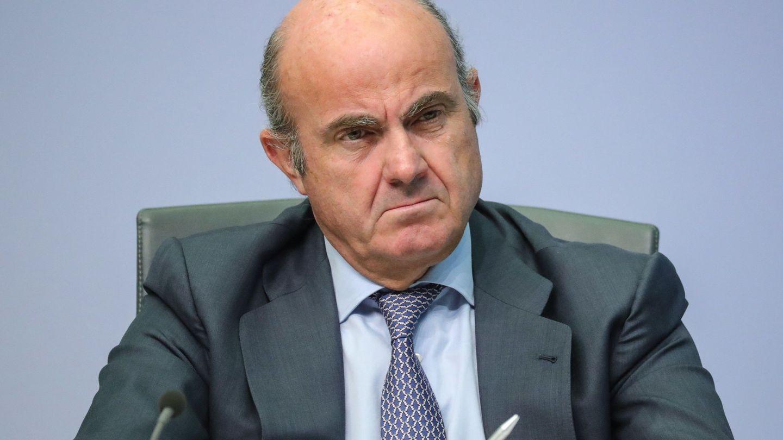 El vicepresidente del Banco Central Europeo (BCE), Luis de Guindos. (EFE)
