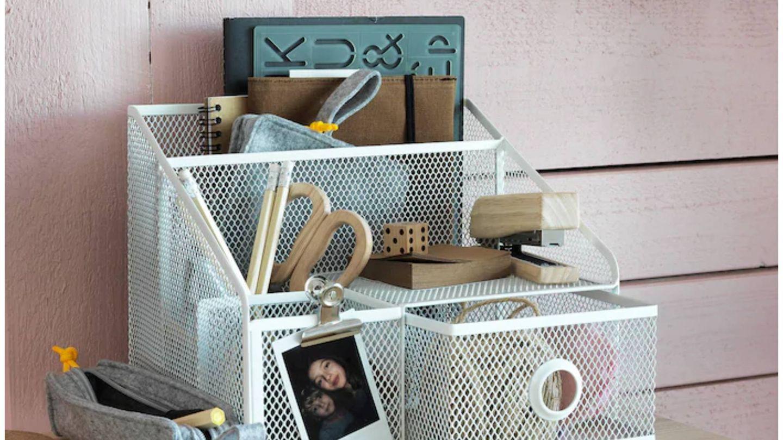 Prepara la 'vuelta al cole' con Ikea. (Cortesía)