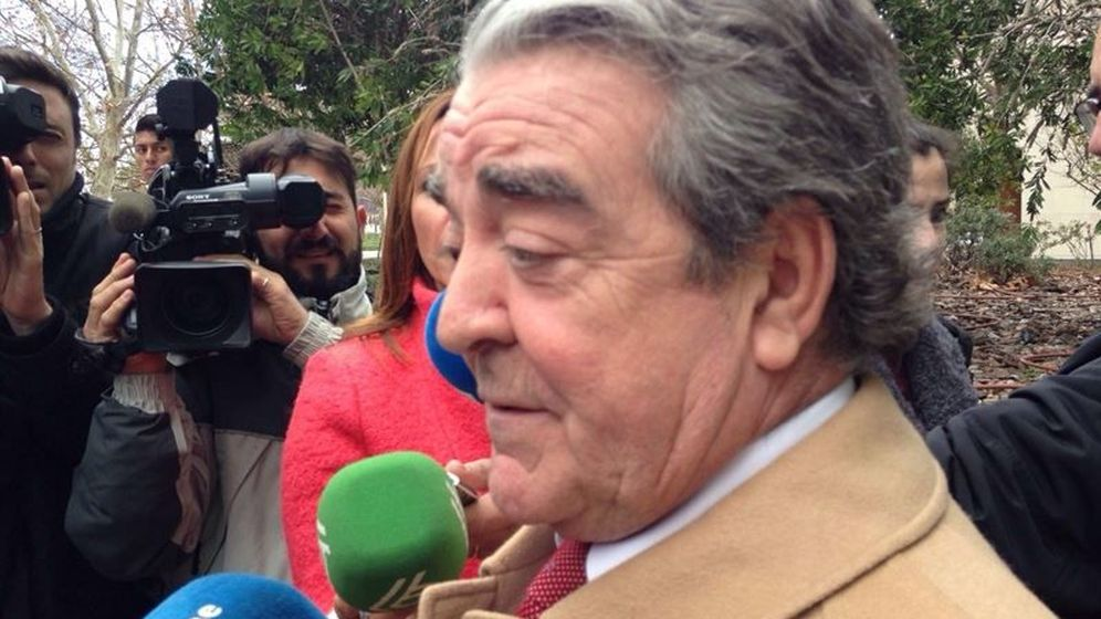 Foto: El abogado José María Corbín. (EP)
