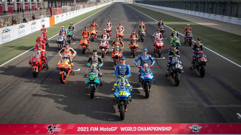 Gran Premio de Qatar de MotoGP: horario y dónde ver en TV y 'online' la primera prueba