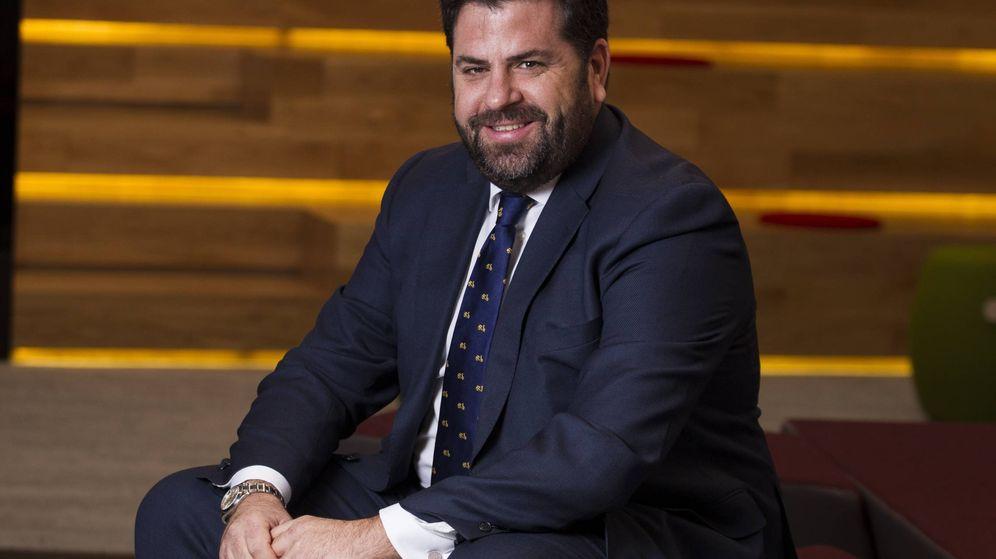 Foto: Borja Ortega, director de Capital Markets de JLL.