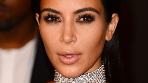 Un collar de diamantes: el regalo que ha pedido Kim Kardashian por dar a luz