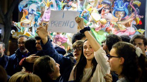 Fallas de Valencia 2018: estas son las fallas premiadas y las calles iluminadas