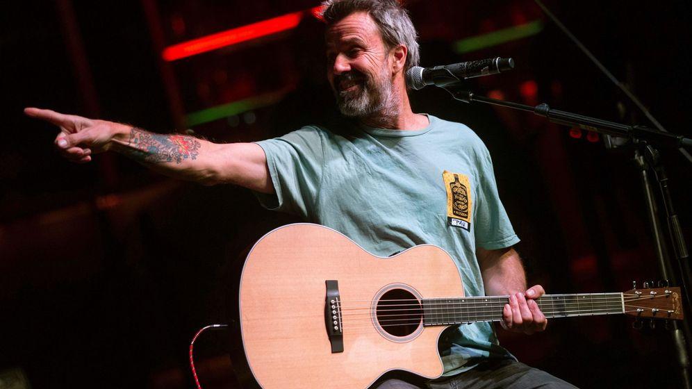 Foto: Pau Donés, durante una actuación. (EFE)