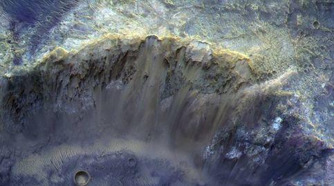 Rusia halla minerales únicos en Marte formados cuando el planeta tenía mares