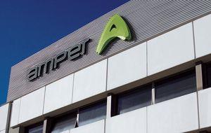 Amper se anota casi un 4% y encabeza el Continuo tras renegociar su deuda