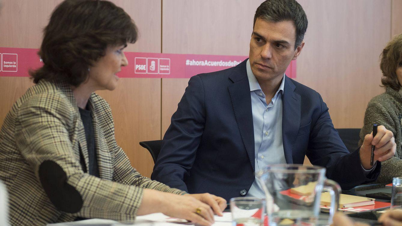 El PSOE emula a Islandia y pedirá sancionar a las empresas que paguen menos a mujeres