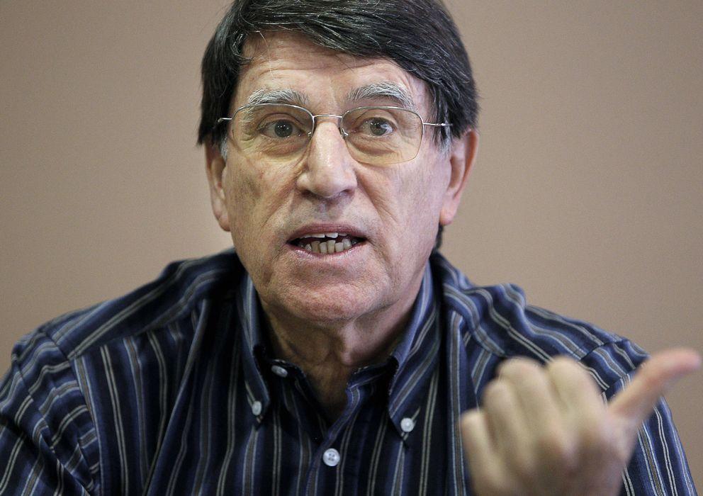 Foto: José María Odriozola, presidente de la Federación Española de Atletismo.