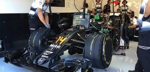 Post de Alonso recibe 35 puestos de sanción para Bélgica por cambios en su motor