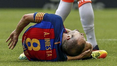 Sin Iniesta, Piqué y Alba, el fondo de armario del Barça se pone a prueba