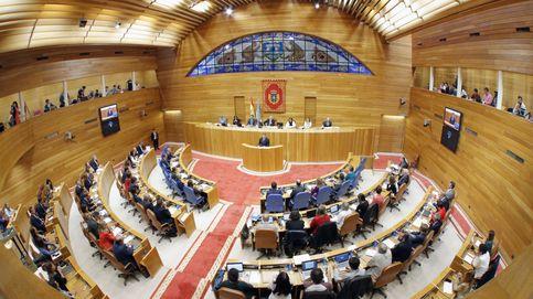 El Parlamento gallego impone el 'decoro' para evitar camisetas con lemas políticos
