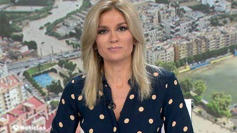 Sandra Golpe, tocada en 'Antena 3 noticias' por la muerte de un compañero