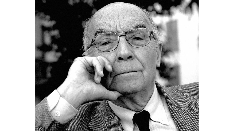 Foto: José Saramago.