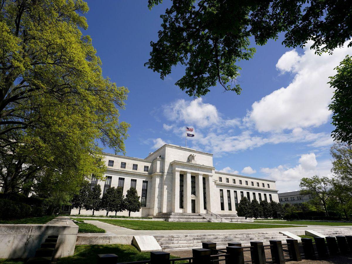 Foto: El edificio de la Reserva Federal en Washington (EEUU). (Reuters)