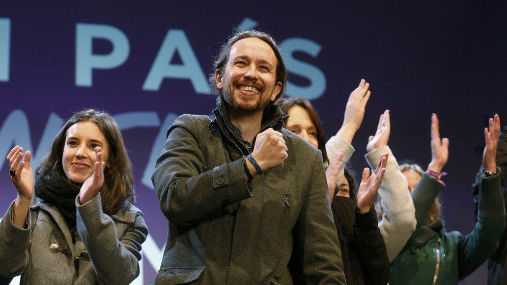 Foto: Pablo Iglesias, líder de Podemos (Reuters)