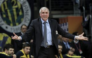 El gran Obradovic tampoco puede con la 'maldición' del Fenerbahçe