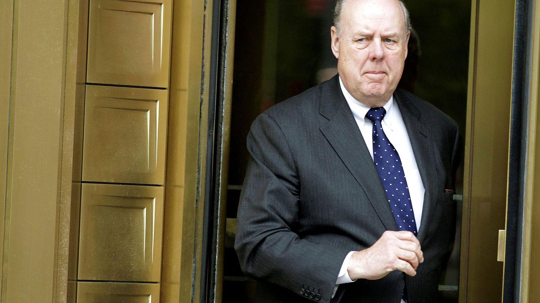 John Dowd, el abogado de Trump en la Casa Blanca hasta fecha reciente. (Reuters)