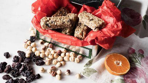 Barritas energéticas de granola: un snack saludable para el invierno