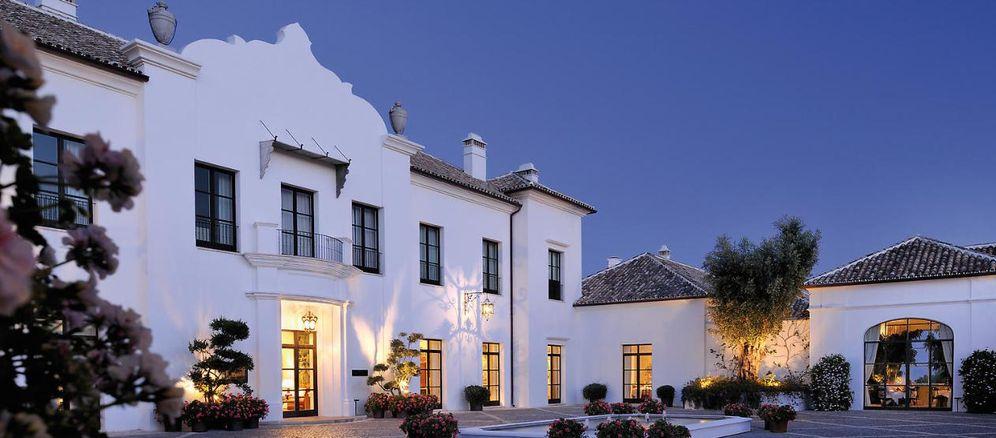 Foto: La inmobiliaria Single Home posee en Málaga uno de los complejos hoteleros más exclusivos de España –Finca Cortesin Hotel Golf & SPA (Single Home)