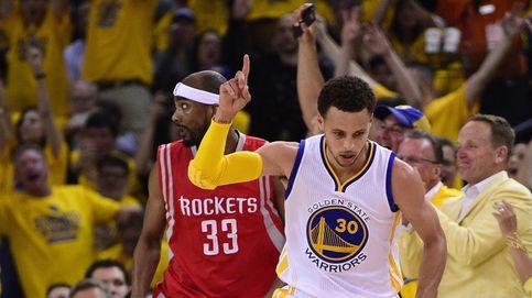 Los 26 puntos de Curry meten a Golden State Warriors en las Finales de la NBA