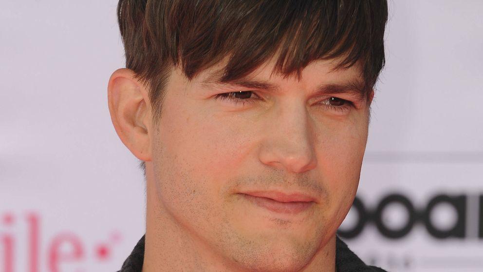 Ashton Kutcher peca de bocazas y revela el sexo de su bebé