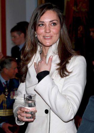 Foto: Chelsy Davy, enfadada con Kate Middleton