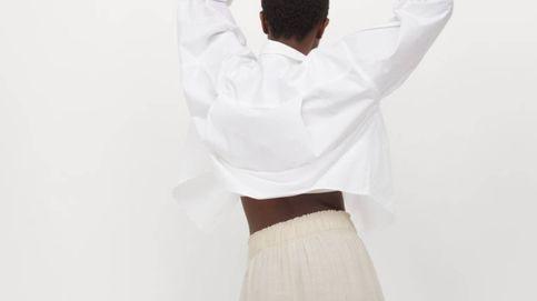 Ancho, cómodo, fresquito y en tres colores: el pantalón low cost de H&M