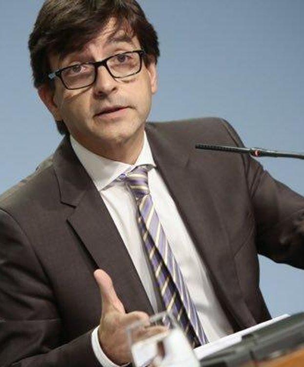 Foto: Jordi Cinca Mateos, ministro de Finanzas de Andorra.