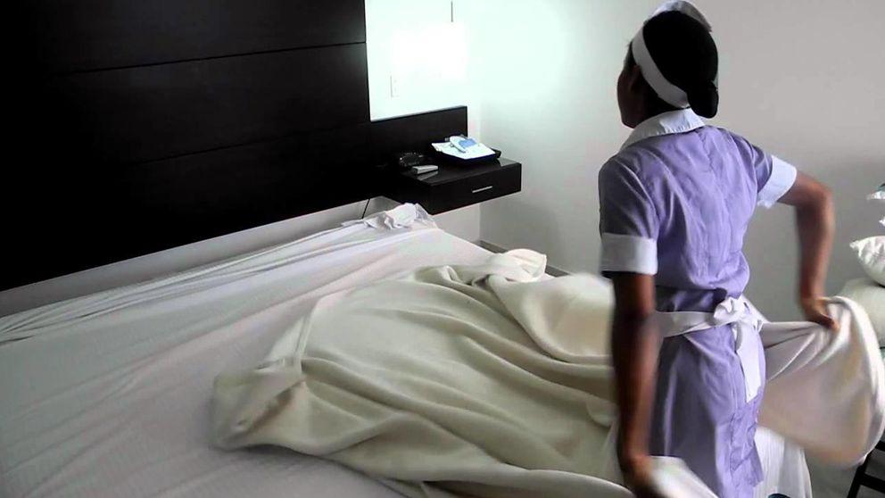 Camarera de pisos en prácticas: tres años para aprender a arreglar habitaciones