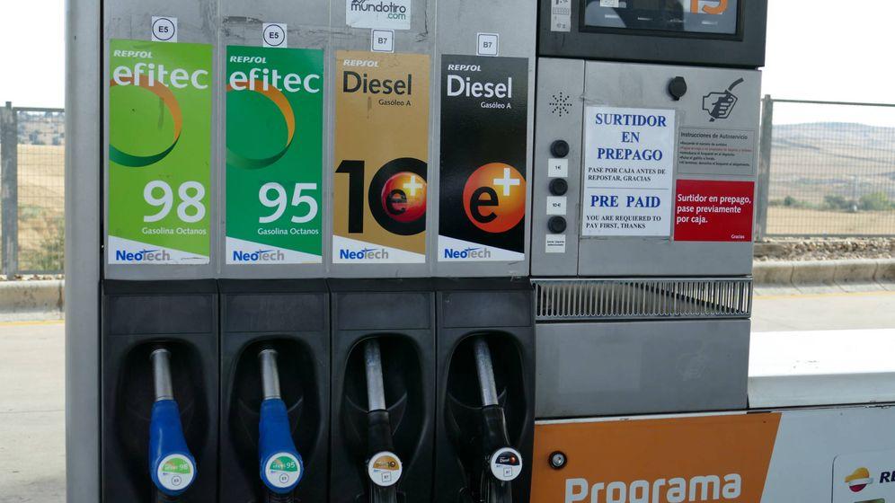 Foto: En 2025 el Gobierno Balear quiere prohibir la circulación de coches diésel en las Islas.