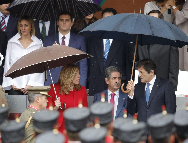 Javier Fernández enfría el optimismo de los barones y pone en duda aún la abstención