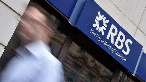 RBS pierde 2.400 millones de euros en el primer semestre