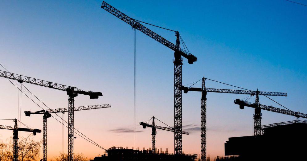 Foto: Construcción de varias viviendas. (Pixabay)