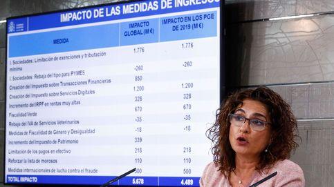 Hacienda elevará la presión fiscal sobre las empresas en más de 5.500 millones