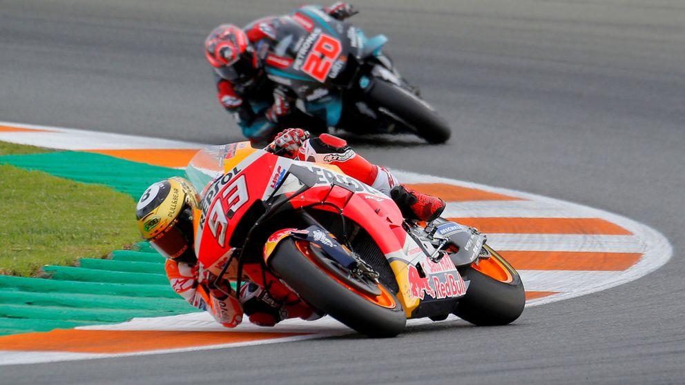 Cancelado el GP de Qatar de MotoGP por el coronavirus y por qué Marc Márquez aplaude