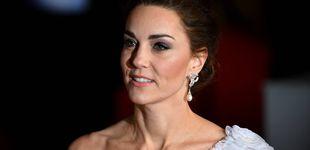 Post de Kate Middleton se vuelve a vestir de novia para la alfombra roja de los Bafta